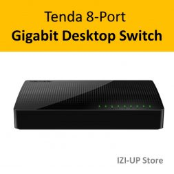 Tenda 8-Port Gigabit Desktop Switch - 1