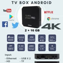 Android TV Box Inforce - 4